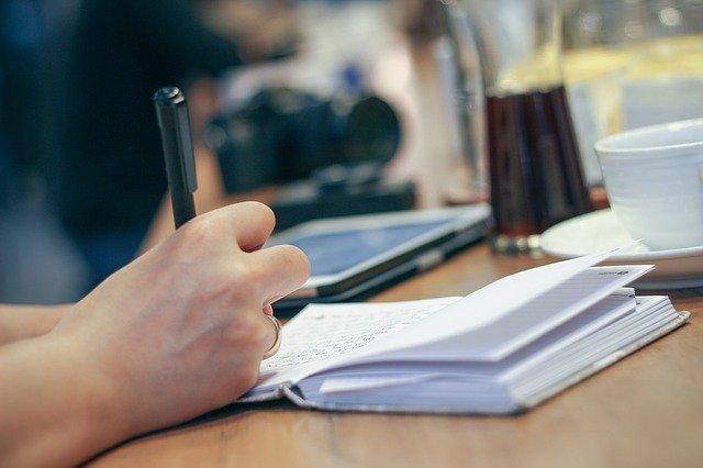 Exzerpt schreiben texte exzerpieren wissenschaftliches arbeiten notizen
