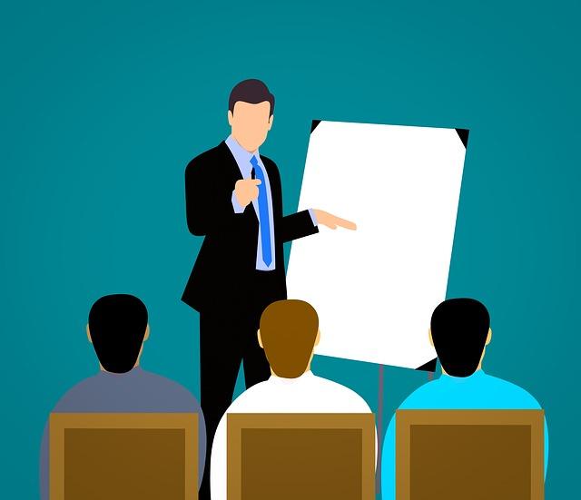 Präsentation halten Uni Studium Präsentieren Referat halten Powerpoint
