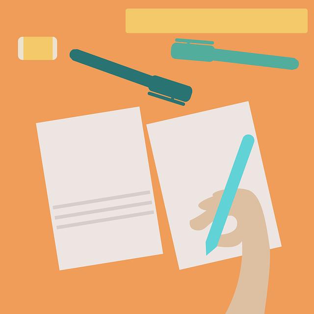 Multiple Choice tipps klausuren test fragen uni schule antworten